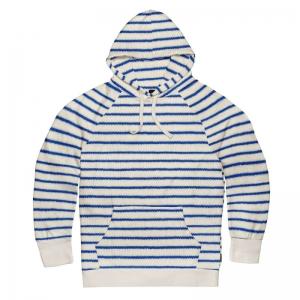 Breton Blue hoodie logo