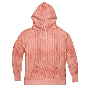 Corduroy Cray Rose hoodie logo