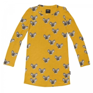 Koala LS dress logo