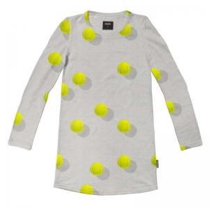 Tennis ls dress logo
