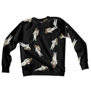 astronauts sweater logo