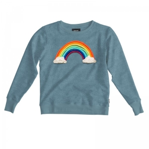 rainbow sweater logo