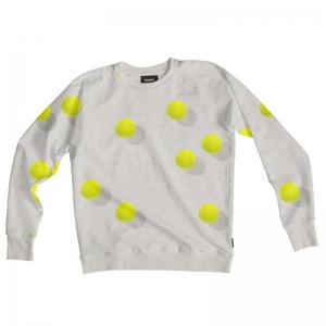 tennis sweater logo